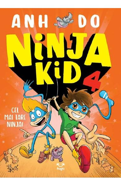 Ninja Kid 4 - Anh Do