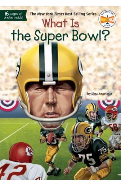 What Is the Super Bowl? - Dina Anastasio