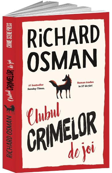Clubul crimelor de joi - Richard Osman