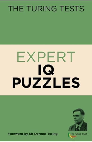 The Turing Tests Expert IQ Puzzles - Eric Saunders