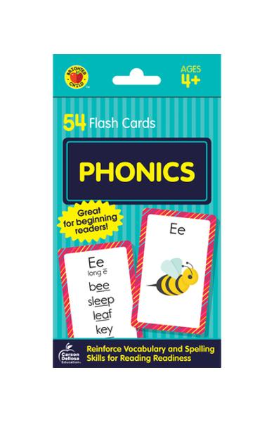 Phonics Flash Cards - Brighter Child