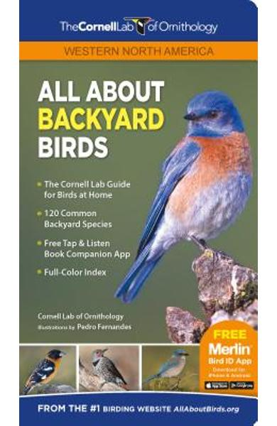 All about Backyard Birds- Western North America - Cornell Lab Of Ornithology