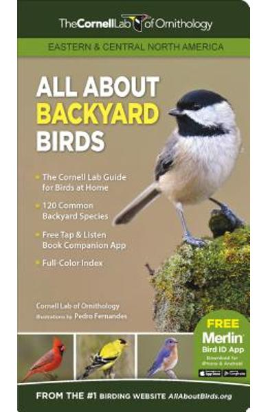 All about Backyard Birds- Eastern & Central North America - Cornell Lab Of Ornithology