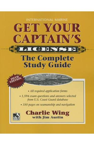 Get Your Captain's License, 5th - Charlie Wing