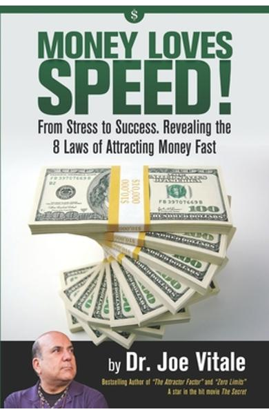 Money Loves Speed: From Stress to Success: Revealing the 8 Laws of Attracting Money Fast - Joe Vitale