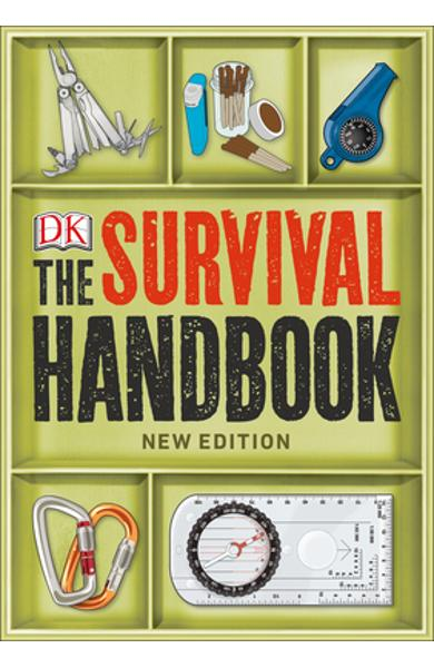 The Survival Handbook - Colin Towell