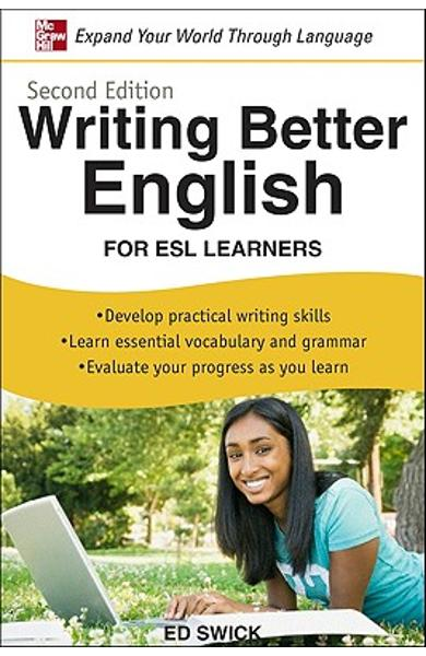 Writing Better English for ESL Learners - Ed Swick