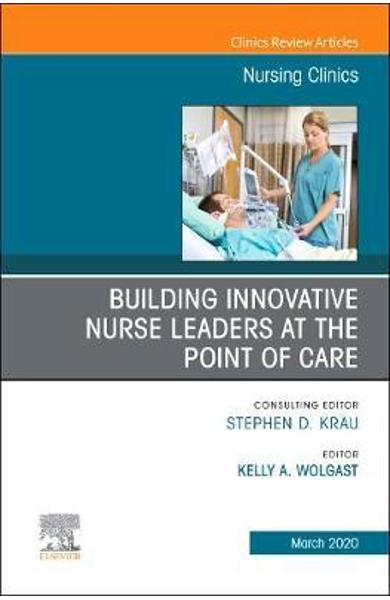 Building Innovative Nurse Leaders at the Point of Care,An Is - Kelly A Wolgast