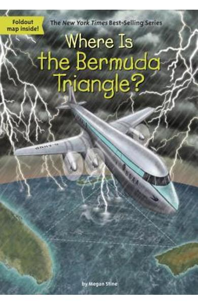 Where Is the Bermuda Triangle? - Megan Stine
