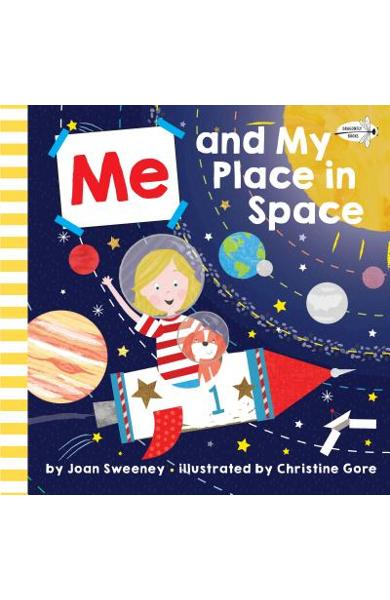 Me and My Place in Space - Joan Sweeney