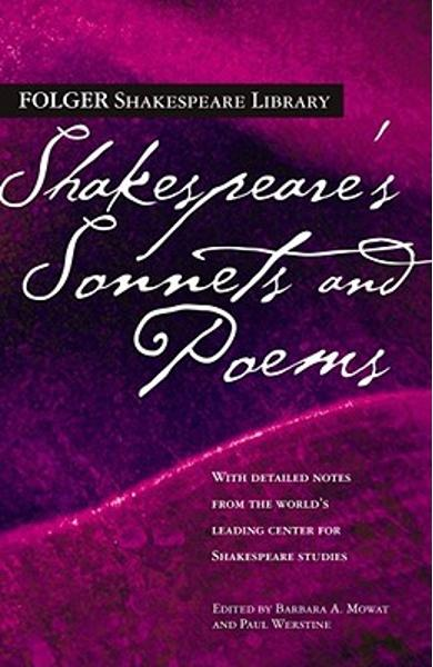 Shakespeare's Sonnets and Poems - William Shakespeare