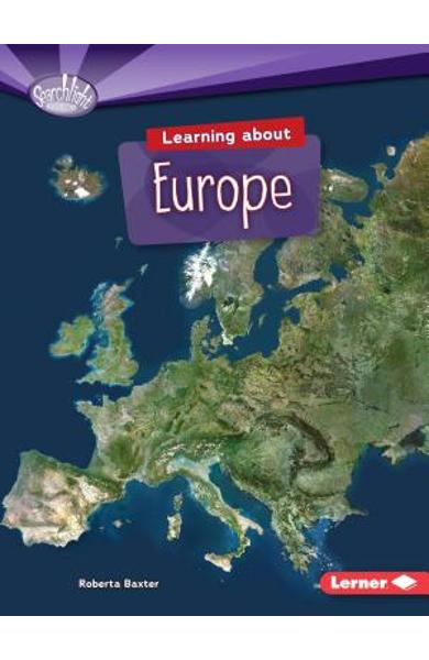 Learning about Europe - Roberta Baxter