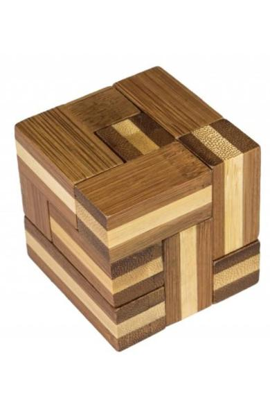 Bamboo Puzzle: Cube