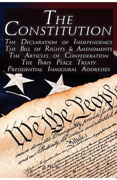 The Constitution of the United States of America, the Bill of Rights & All Amendments, the Declaration of Independence, the Articles of Confederation, - Thomas Jefferson