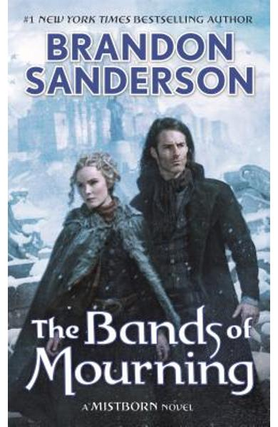 The Bands of Mourning - Brandon Sanderson