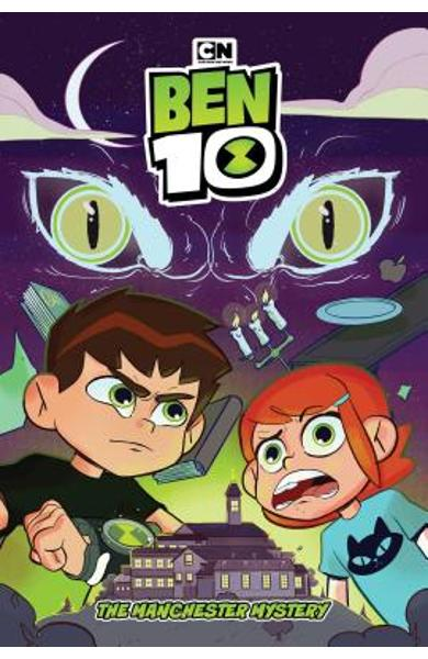 Ben 10: The Manchester Mystery - C. B. Lee