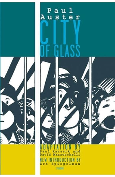 City of Glass: The Graphic Novel - Paul Auster