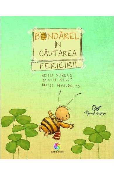 eBook Bondarel in cautarea fericirii - Britta Sabbag, Maite Kelly