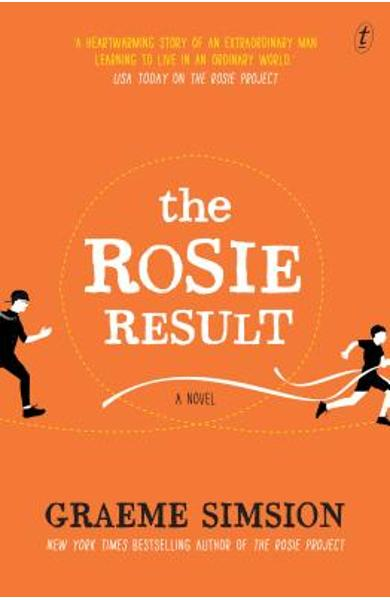 The Rosie Result - Graeme Simsion