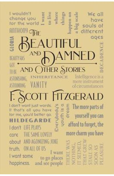 The Beautiful and Damned and Other Stories - F. Scott Fitzgerald