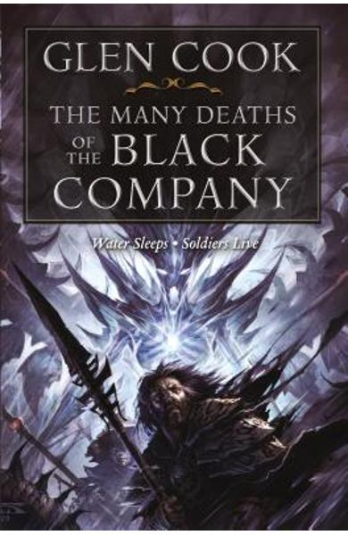 The Many Deaths of the Black Company - Glen Cook