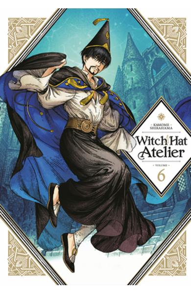 Witch Hat Atelier 6 - Kamome Shirahama