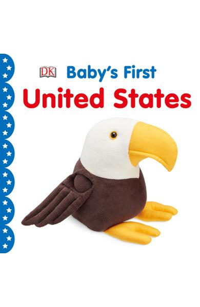 Baby's First United States - Dk