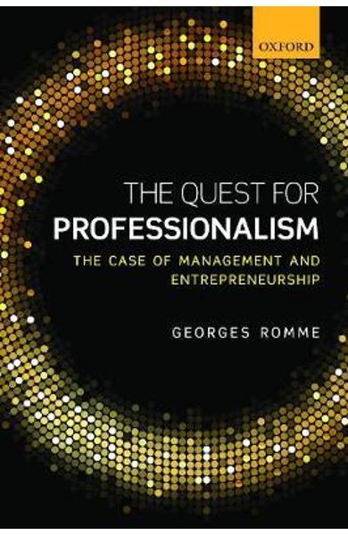 Quest for Professionalism - Georges Romme