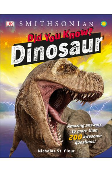 Did You Know? Dinosaurs - Dk