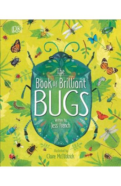 The Book of Brilliant Bugs - Jess French