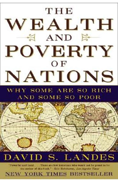 The Wealth and Poverty of Nations: Why Some Are So Rich and Some So Poor - David S. Landes