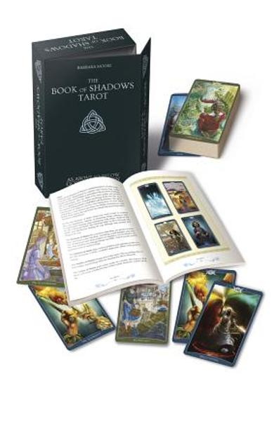 The Book of Shadows Complete Kit - Barbara Moore