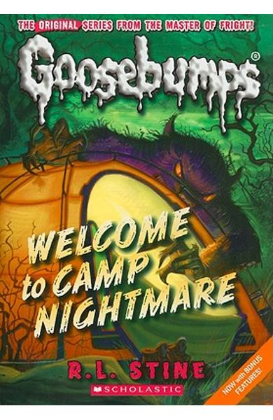 Welcome to Camp Nightmare (Classic Goosebumps #14) - R. L. Stine