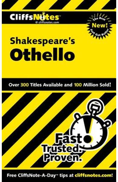 Cliffsnotes on Shakespeare's Othello - Gary K. Carey