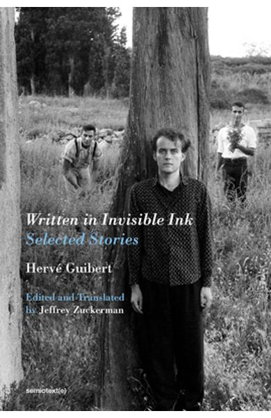 Written in Invisible Ink: Selected Stories - Herv� Guibert