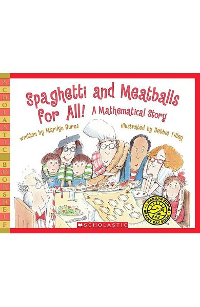 Spaghetti and Meatballs for All! - Marilyn Burns