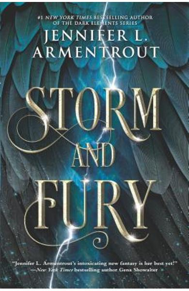 Storm and Fury - Jennifer L. Armentrout