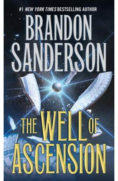 The Well of Ascension: Book Two of Mistborn - Brandon Sanderson