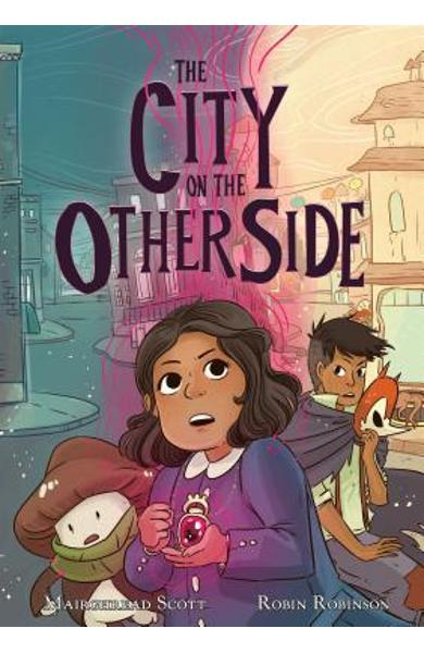 The City on the Other Side - Mairghread Scott