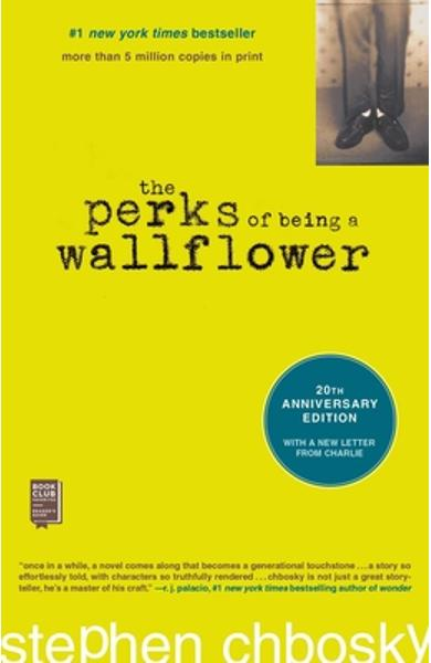 The Perks of Being a Wallflower: 20th Anniversary Edition - Stephen Chbosky