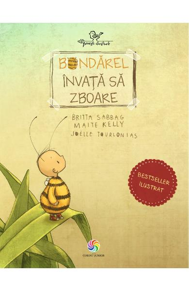 eBook Bondarel invata sa zboare - Britta Sabbag, Maite Kelly