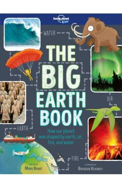 The Big Earth Book - Lonely Planet Kids