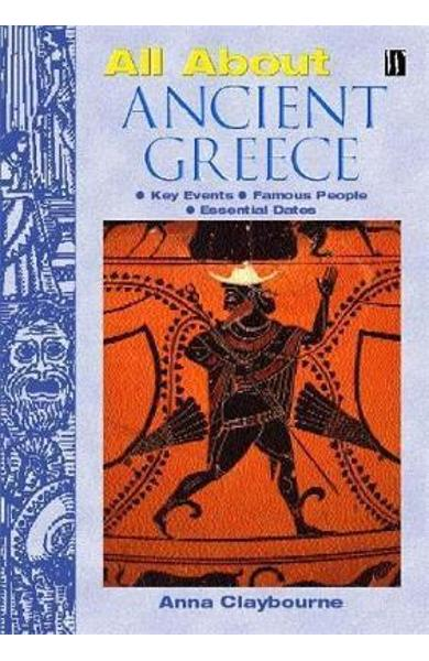 All About: Ancient Greece - Anna Claybourne