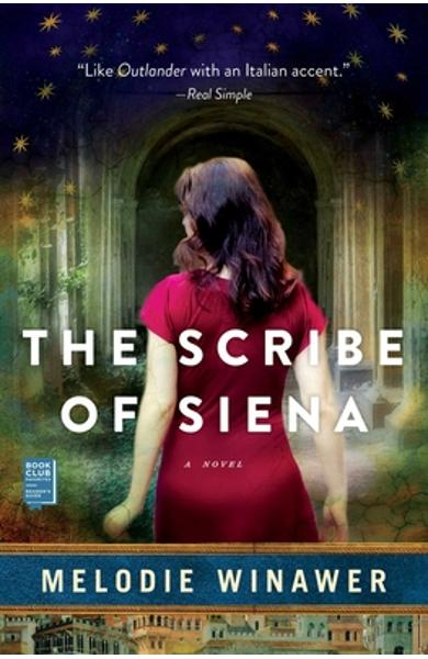 The Scribe of Siena - Melodie Winawer