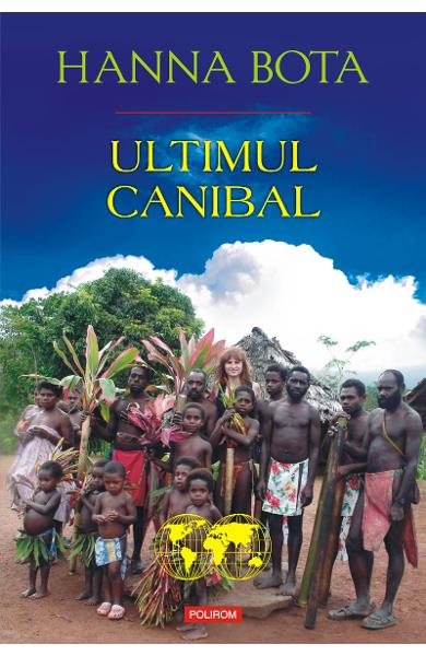 eBook Ultimul canibal - Hanna Bota