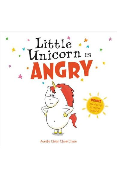 Little Unicorn Is Angry - Aur�lie Chien Chow Chine