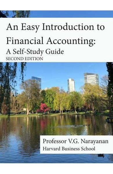 An Easy Introduction to Financial Accounting: A Self-Study Guide - V. G. Narayanan