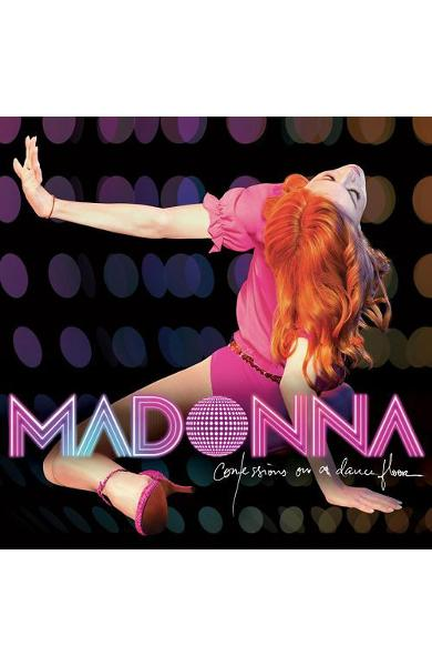 CD Madonna - Confessions on a Dance Floor