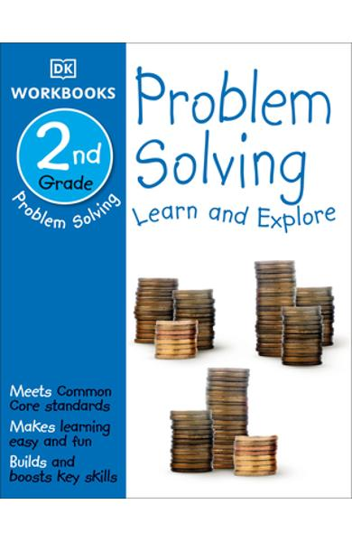 DK Workbooks: Problem Solving, Second Grade: Learn and Explore - Dk