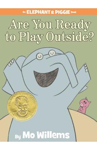 Are You Ready to Play Outside? - Mo Willems
